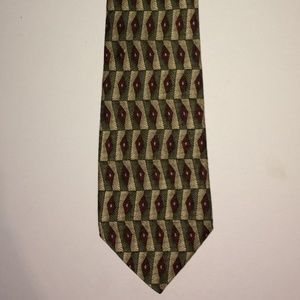 GUESS Vintage Silk Tie | USA American Classics
